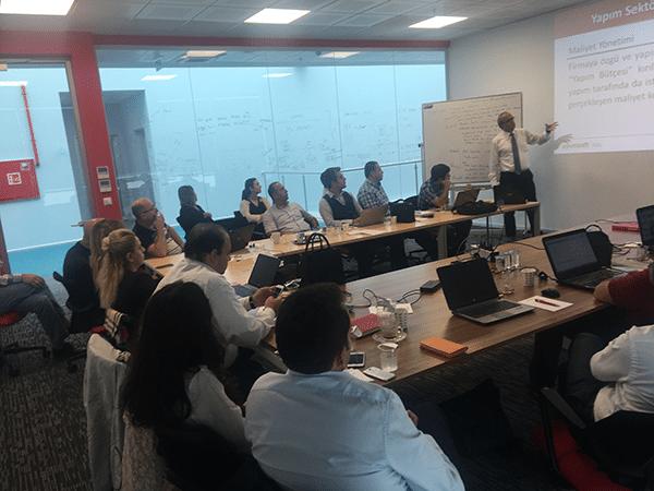 İnşaat ERP ve İnsan Kaynakları Uygulaması
