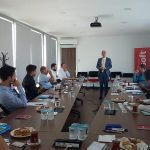 Şarj İstasyonları Komitesi Toplantısı Uyumsoft'ta Yapıldı