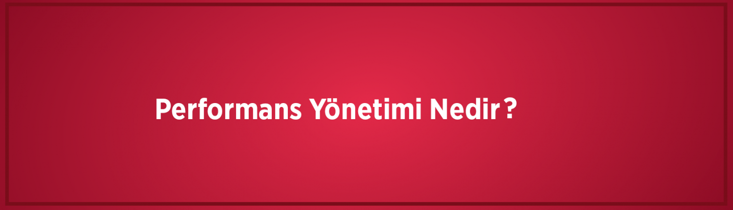 performans-yonetimi
