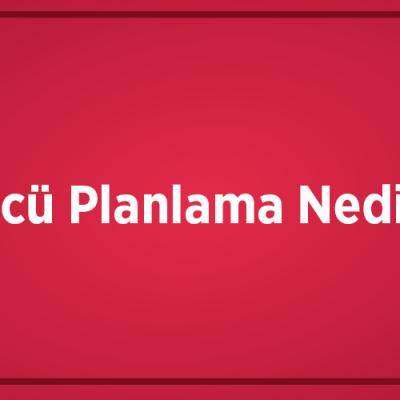 is-gucu-planlama