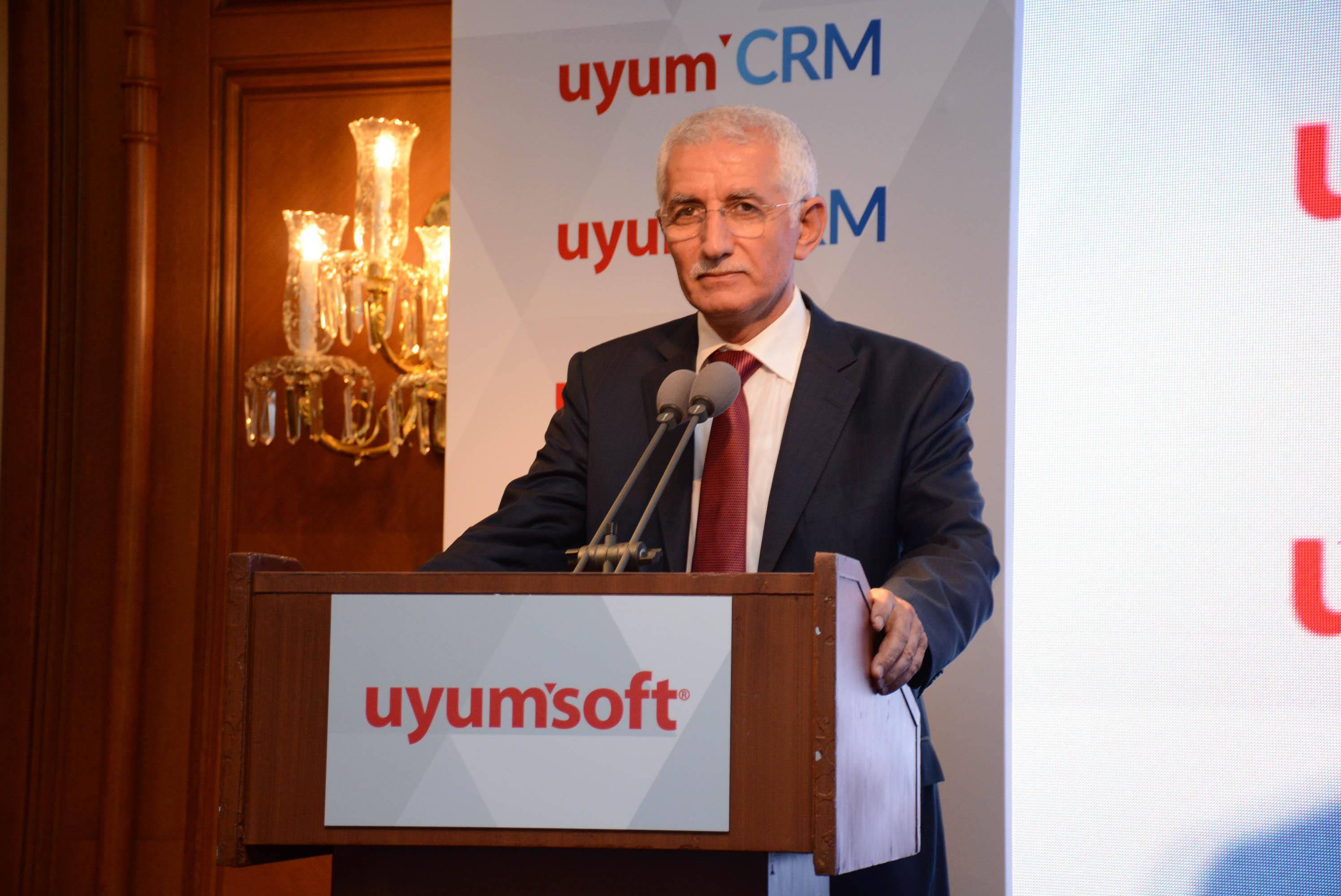 Uyumsoft YK Başkanı Mehmet Önder
